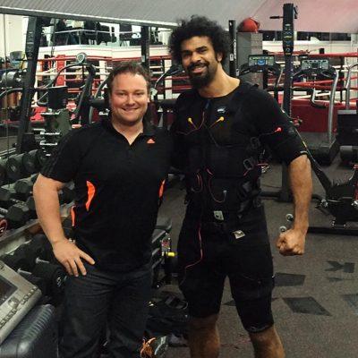 David Haye - EMS Training & Fitness