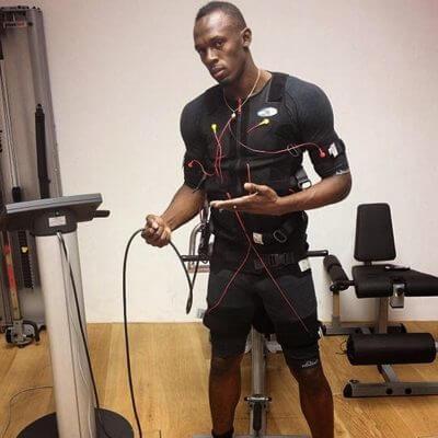 Usain Bolt - EMS Training & Fitness