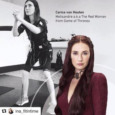Carice Van Houten - EMS Training & Fitness