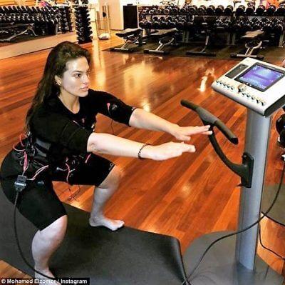 Ashley Graham (Model) - EMS Training & Fitness