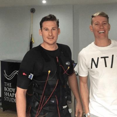 Lee Ryan - EMS Training & Fitness