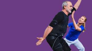 EMS Rehabilitation Training Male & Female Fitness Workouts