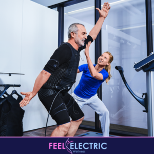 EMS Training & Workout Back Pain Recovery