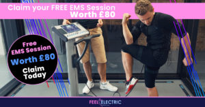 feel electric free ems fitness workout training session