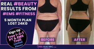 EMS Weight Loss, Beauty Workout & Fitness Program